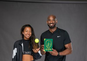 Naomi Osaka Tells Kobe Bryant How She Relates to 'Legacy and the Queen'…