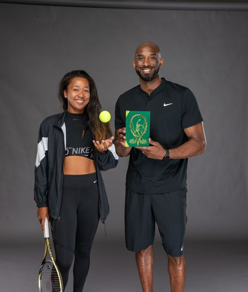 Naomi Osaka Tells Kobe Bryant How She Relates to 'Legacy and the Queen' Novel