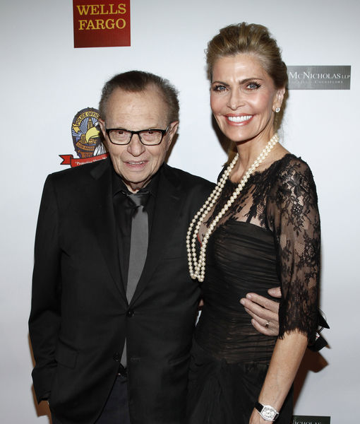 Larry King & Wife Shawn Divorcing After 22 Years