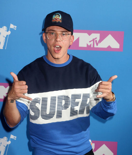 Surprise! Logic Expecting First Child — Is It a Boy or a Girl?
