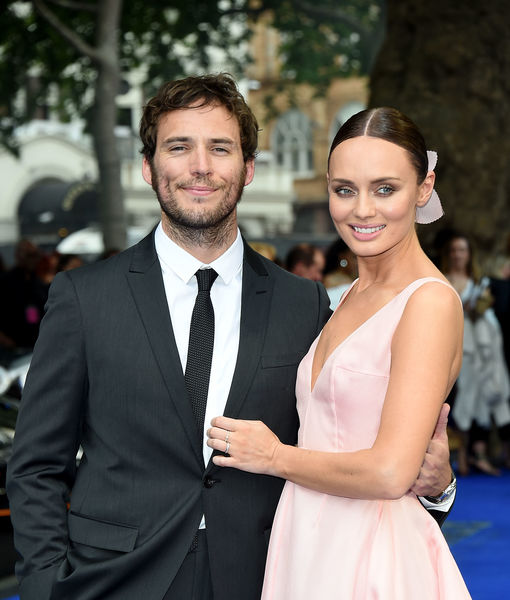 Sam Claflin & Wife Laura Haddock Call It Quits After 6 Years