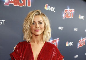 Julianne Hough Says She's Grateful for Support After Revealing…