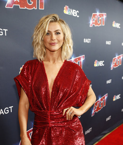 Julianne Hough Says She's Grateful for Support After Revealing She's Not…