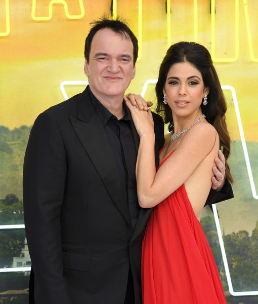 Quentin Tarantino & Wife Daniella Expecting First Child