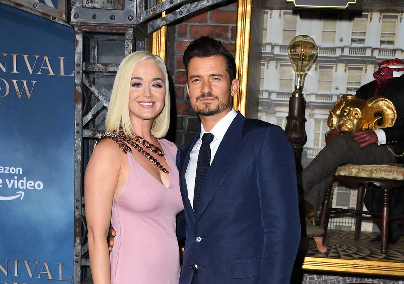 Orlando Bloom & Katy Perry's Wedding Invite for Ariana Grande... After…