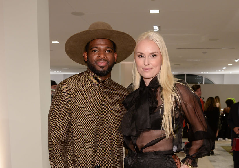 Report: Lindsey Vonn & P.K. Subban Engaged