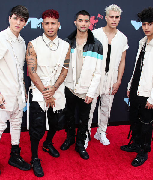 VMAs Moment! Why CNCO Admires Normani