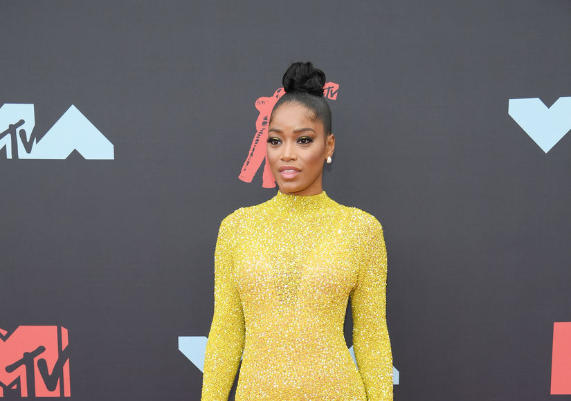 Watch! Keke Palmer Celebrates 26th Birthday at VMAs