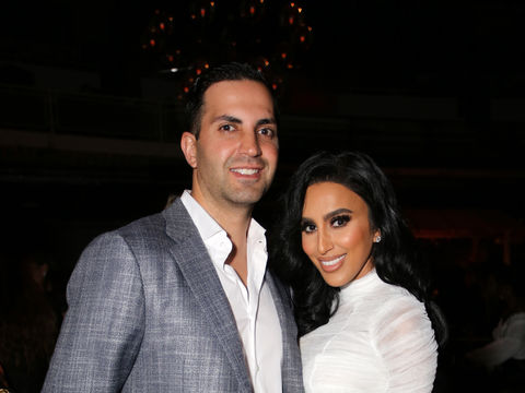 Lilly Ghalichi & Dara Mir