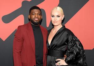 Lindsey Vonn Flashes Unique Engagement Ring at MTV VMAs