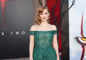 Jessica Chastain Talks Her Real-Life Fears