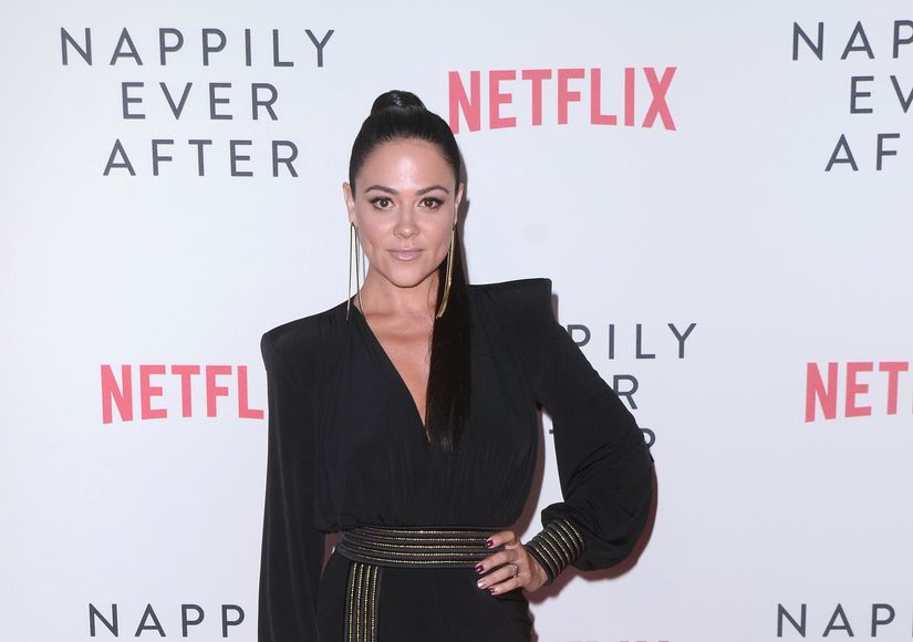 Camille Guaty Is Pregnant with First Child at 43