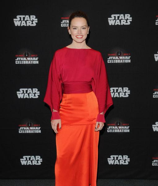 Dark Rey? Daisy Ridley Talks New 'Star Wars: The Rise of Skywalker' Footage