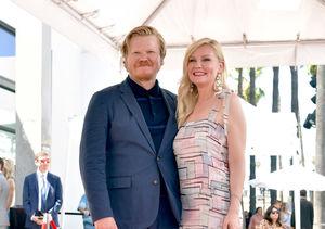 Aww! Kirsten Dunst & Jesse Plemons' Son Ennis Makes His First Public…