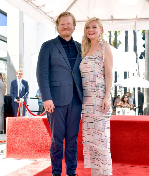 Aww! Kirsten Dunst & Jesse Plemons' Son Ennis Makes His First Public…