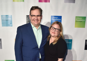 Andy Richter & Sarah Thyre Settle Divorce After 27 Years of Marriage