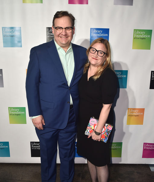 Andy Richter & Sarah Thyre to Divorce After 27 Years of Marriage