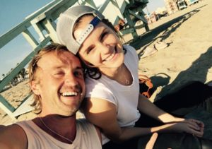 Rumor Bust! 'Harry Potter' Co-Stars Emma Watson & Tom Felton…