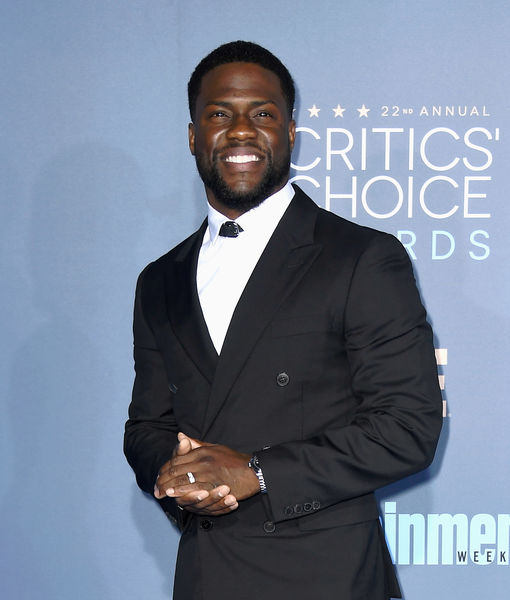 Kevin Hart Undergoes Surgery Following Car Accident