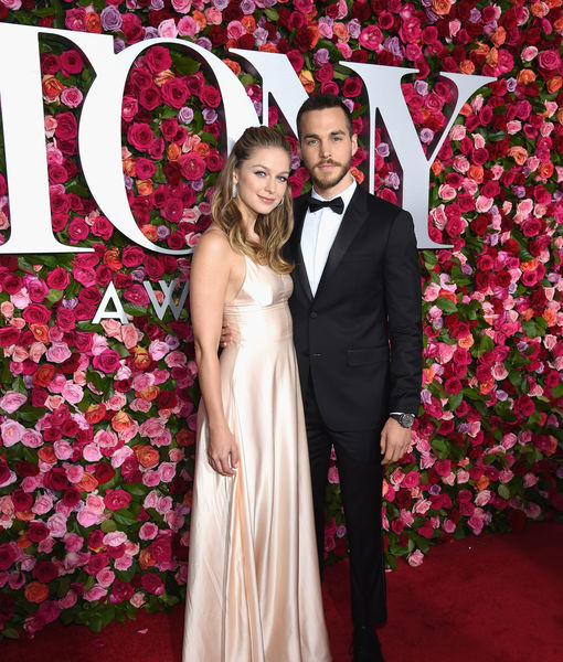 Report: Melissa Benoist & Chris Wood Tie the Knot
