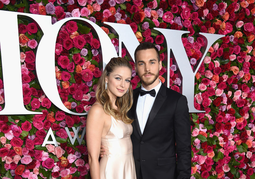 Melissa Benoist & Chris Wood Welcome First Child — Find Out His Name!