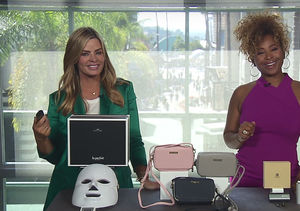 'Extra's' Pop-Up Shop: Beauty Masks, Charging Crossbody Bags, and Bluetooth…