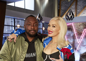 'Minds Blown!' Gwen Stefani Talks will.i.am as 'Voice' Team Advisor