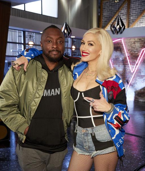 'Minds Blown!' Gwen Stefani Talks will.i.am as 'Voice' Team Advisor
