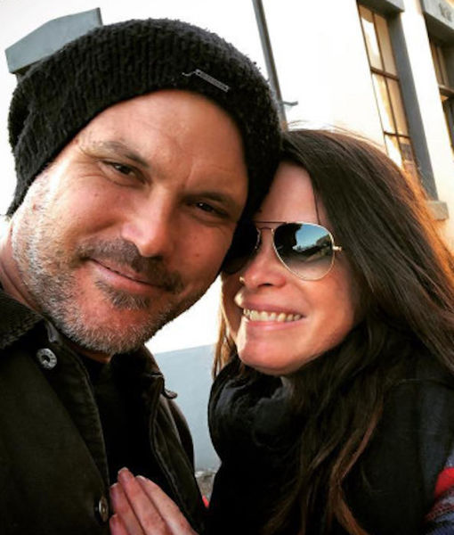 'Charmed' Existence: Holly Marie Combs Married!