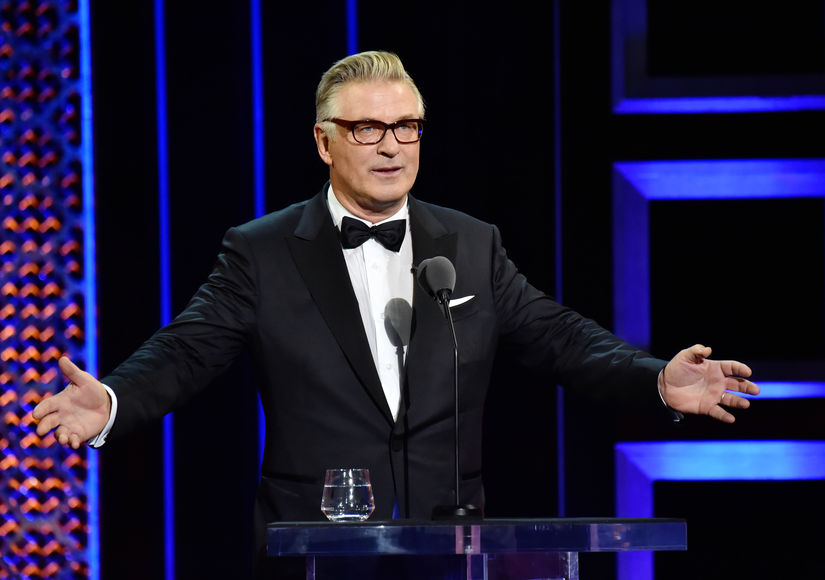 Billy Bush Sits Down with Alec Baldwin for Candid Exclusive Ahead of Comedy Central Roast