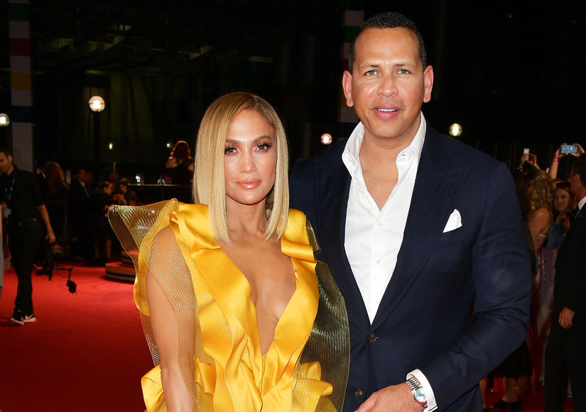 A-Rod Drops Never-Before-Seen Video of His Proposal to J.Lo!