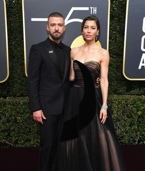 Justin Timberlake Flirts with Jessica Biel After His Headline-Making Pic with…