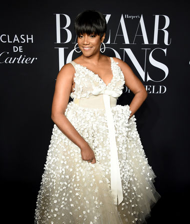 Tiffany Haddish Gives Update on Kevin Hart, Plus: More from NYFW