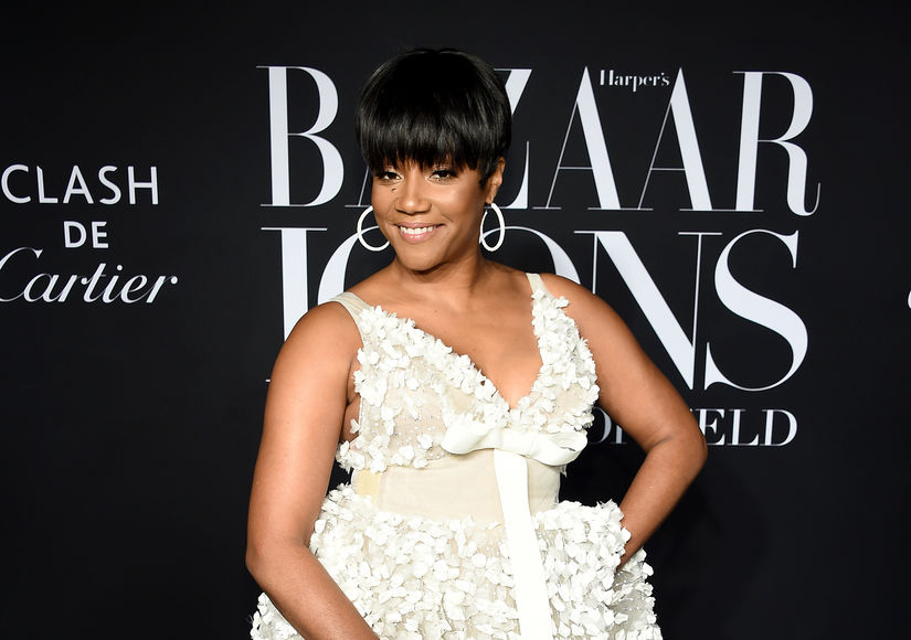 Would Tiffany Haddish Host the Oscars? Plus: Her 'Good Times' Tease