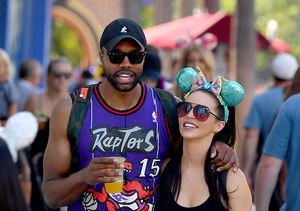 New Couple Alert! DeMario Jackson & Scheana Shay Spotted on Disney Date