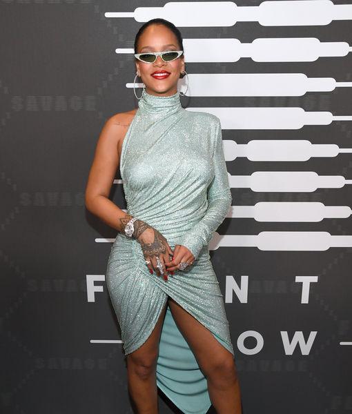 Rihanna Talks Empowerment, Inclusion at Savage X Fenty Lingerie Show