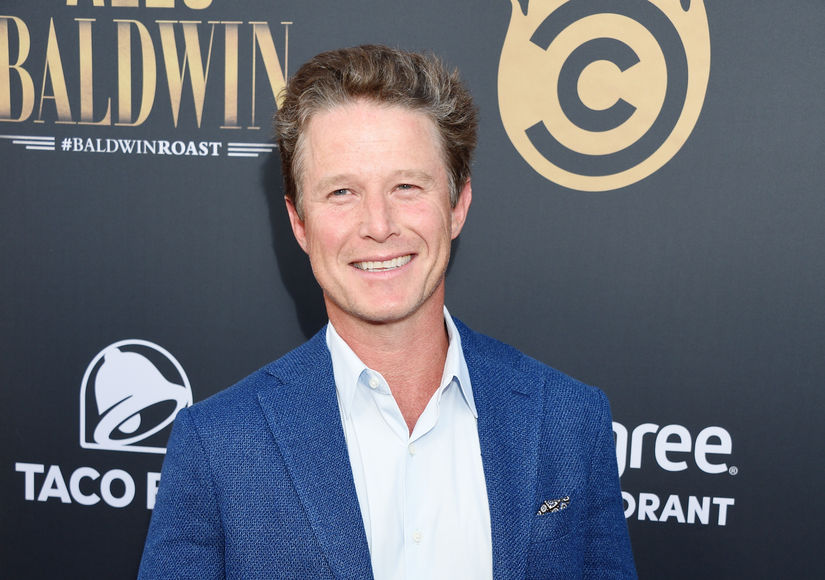 'Extra's' Billy Bush Takes the New COVID-19 Test
