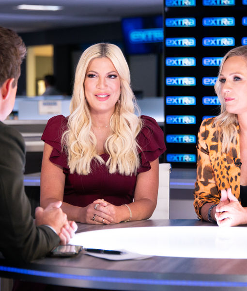 Tori Spelling Says 'BH90210' Finale Hints at Real-Life Catfight from…
