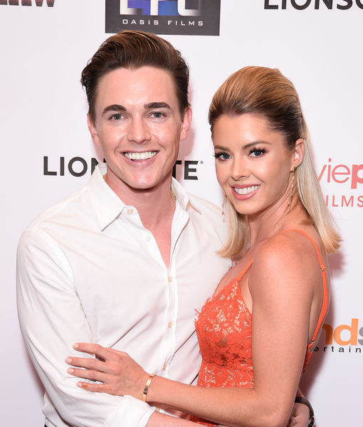 'Beautiful Souls' Jesse McCartney & Katie Peterson Engaged