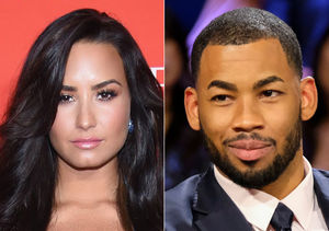 New Couple Alert? Demi Lovato & 'Bachelorette' Alum Mike…