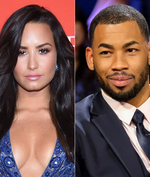 New Couple Alert? Demi Lovato & 'Bachelorette' Alum Mike Johnson Went…
