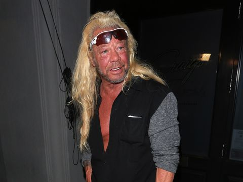 Dog the Bounty Hunter Hospitalized | ExtraTV.com