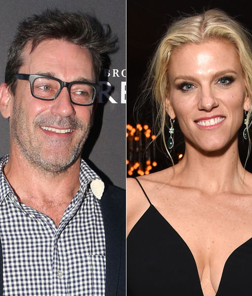 Is Jon Hamm Dating Ben Affleck's Ex, Lindsay Shookus?