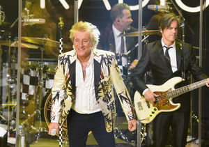Rod Stewart Reveals Shocking Prostate Cancer Diagnosis