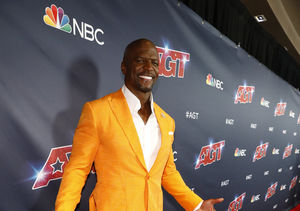 Terry Crews on the New Season of 'AGT,' Plus: A Health Update on His Wife