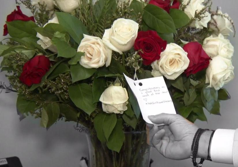 LOL! Billy Bush Just Regifted Jennifer Lahmers' Flowers