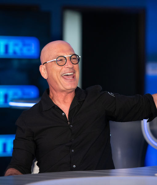 How Howie Mandel Is Overcoming His Anxiety Over COVID-19