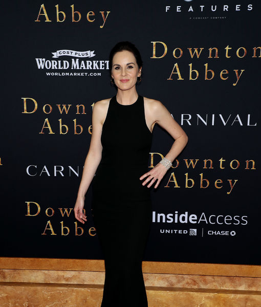 Michelle Dockery Sets the Record Straight on Bond Rumors