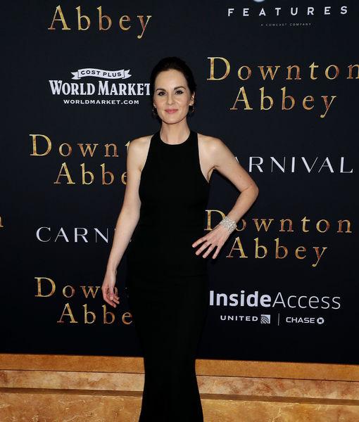 Michelle Dockery Sets the Record Straight on Bond Rumors
