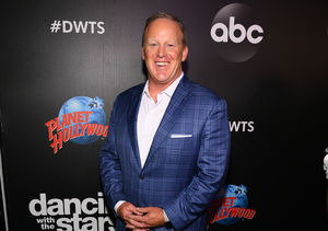 Sean Spicer Reveals He Spoke to President Trump After Being Voted off 'DWTS'